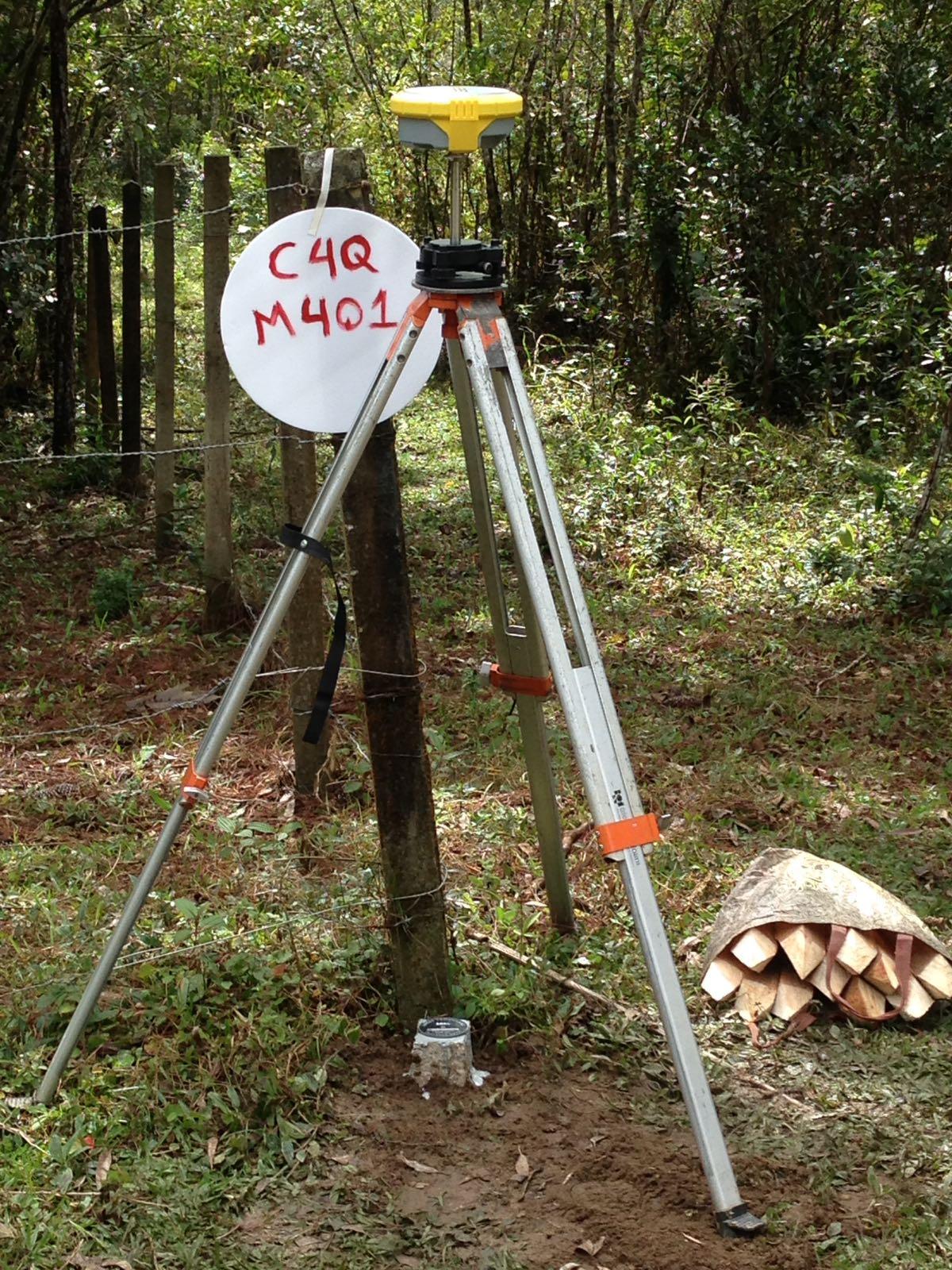 Equipamento para medição de empresa especializada em Georreferenciamento