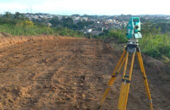 Engenharia e topografia andam de mãos dadas na construção civil